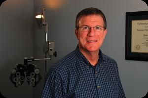 Dr. James D. Fisk of Vestavia Eye Care