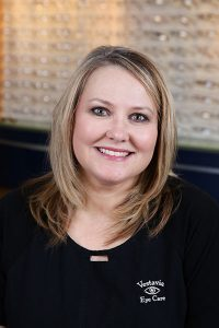 Karen Eubank, Receptionist of Vestavia Eye Care