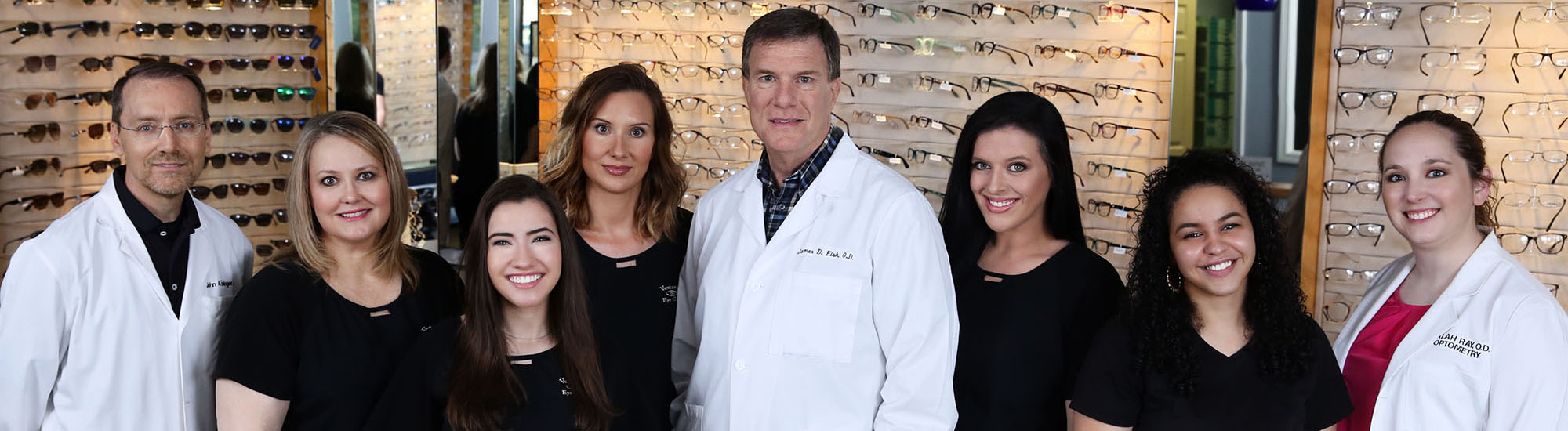 Vestavia Eye Care Doctors and Staff