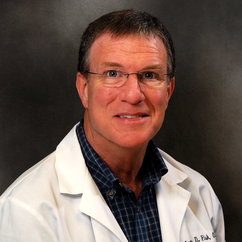 Dr. James D. Fisk of Vestavia Eye Care