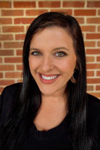 Kristen Hamaker, Receptionist