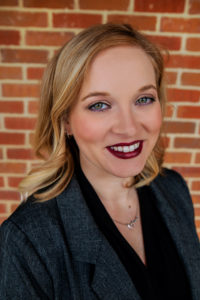 Sarah Giles, Optician of Vestavia Eye Care