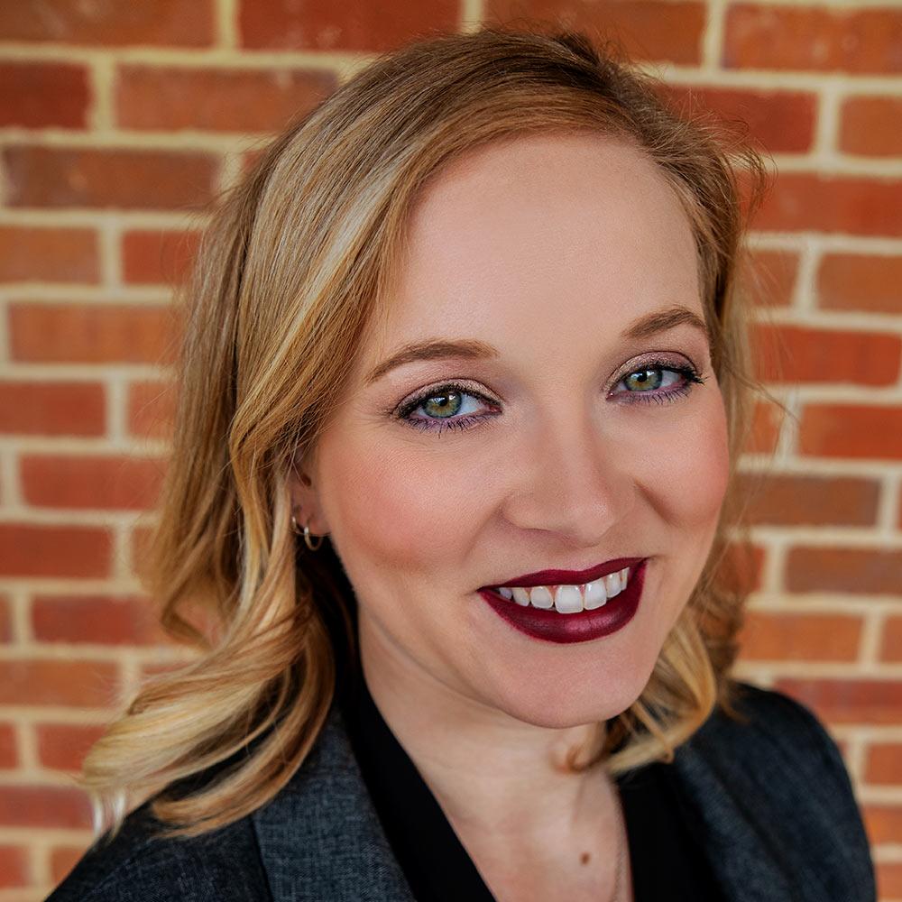 Kristen Hamaker, Receptionist of Vestavia Eye Care